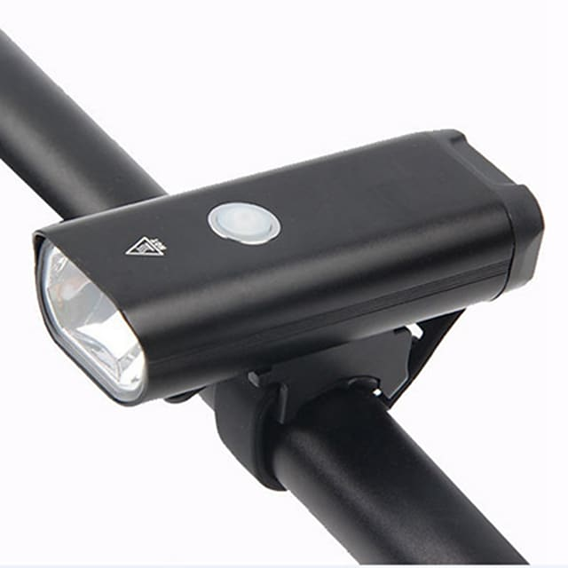 LED Bike Light Waterproof Lighting Front Bike Light LED Bicycle Cycling Waterproof Super Bright Portable Professional Rechargeable Li-ion Battery 400 lm Rechargeable Battery Natural White Camping