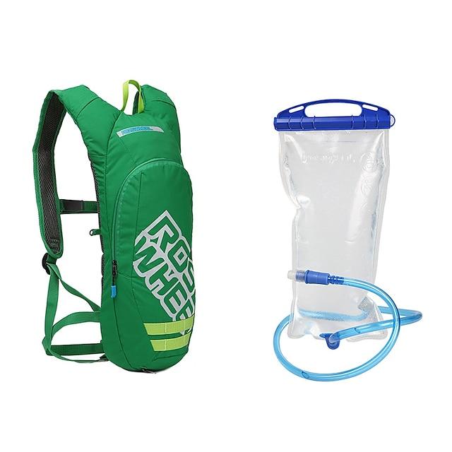 2.5 L Mochila de hidratación para bicicleta y bolsa de agua Ciclismo Incluyendo el agua de vejiga Bolsa para Bicicleta Nailon Bolsa para Bicicleta Bolsa de Ciclismo Ejercicio al Aire Libre