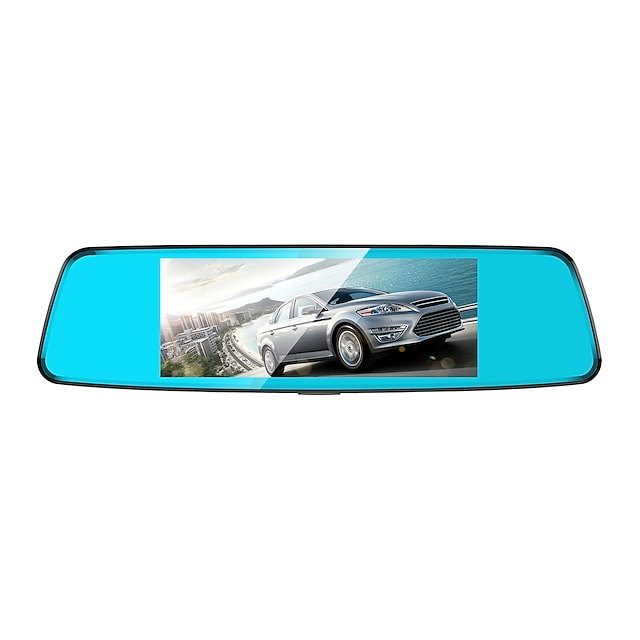 Anytek T77 480p האתחול האוטומטי רכב DVR 150 מעלות זווית רחבה דש קאם עם וידאו + תמונה רכב מקליט