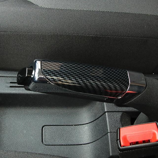 καθολική αντιολισθητική ανθεκτική στιλ αυτοκινήτου σκελετό χειρόφρενων καλύμματα θήκης θήκη στάθμευσης χειρόφρενο λαβή αυτοκόλλητα αυτοκόλλητα αυτοκινήτου