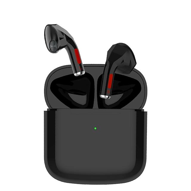 Lenovo TW50 Fone de ouvido sem fio True TWS Bluetooth5.0 Com Microfone Com caixa de cobrança Emparelhamento automático para Apple Samsung Huawei Xiaomi MI esportes fitness Celular Earbuds