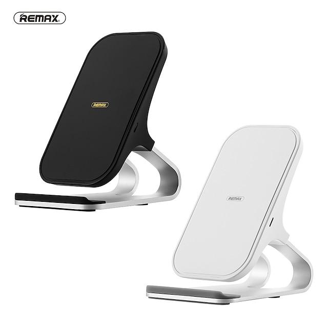 Ремакс 15 W Выходная мощность Беспроводное зарядное устройство Беспроводное зарядное устройство Быстрая зарядка Ноль Назначение Сотовый телефон Apple iPhone 12 11 pro SE X XS XR 8 Samsung Glaxy S21