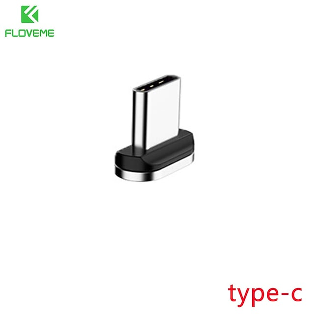 FLOVEME מיקרו USB Adapteri נורמלי העברת נתונים מטען לטלפון 2 A אלומיניום עבור סמסונג שיאומי Huawei אביזר לשיחת טלפון