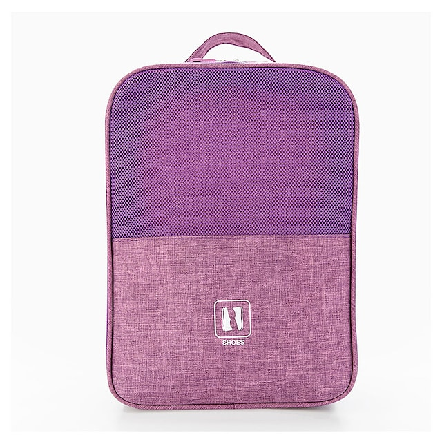 Unisex Bags Polyester Top Handle Bag Zipper Patterned Daily Outdoor 2021 Handbags Black Purple Sky Blue Dark Blue