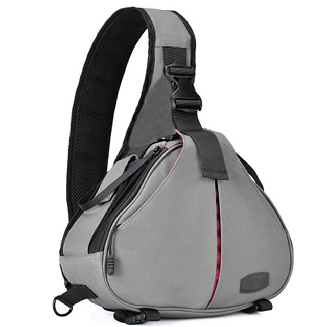 digital camera bag diagonal shoulder bag with rain cover slr camera bag