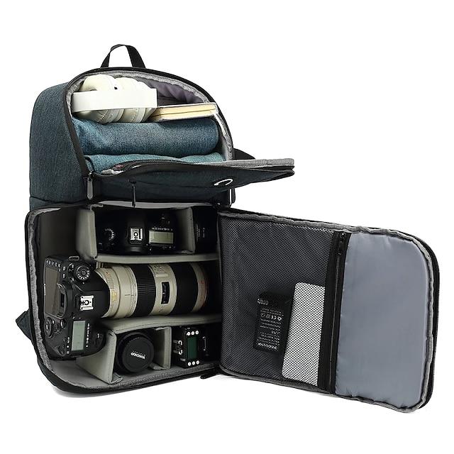 Backpack Camera Bag Waterproof Polyester