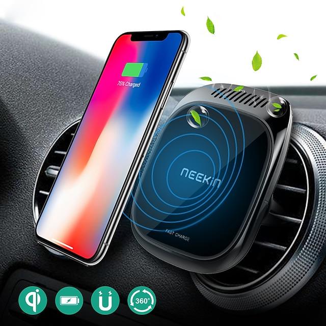 Nillkin 10 W Puissance de sortie Chargeurs de voiture sans fil Chargeur Sans Fil Charge Rapide CE Pour