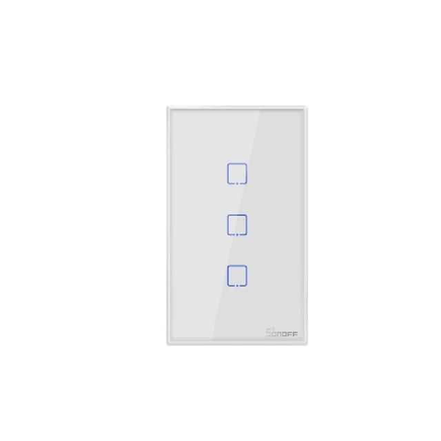 Smart Plug T0US3C-TX for Living Room LED / Easy to Install WIFI 100 V