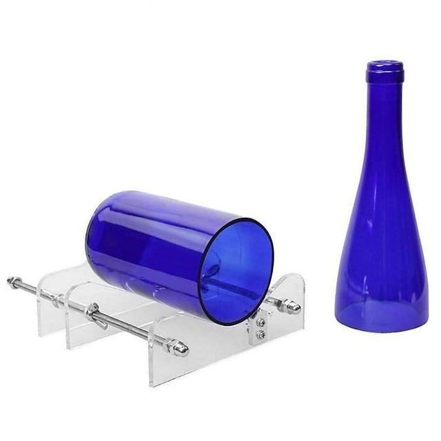 Utensili da taglio professionali per bottiglie di vetro lunghe per la sicurezza delle bottiglie di vino Utensili manuali fai-da-te facili da usare