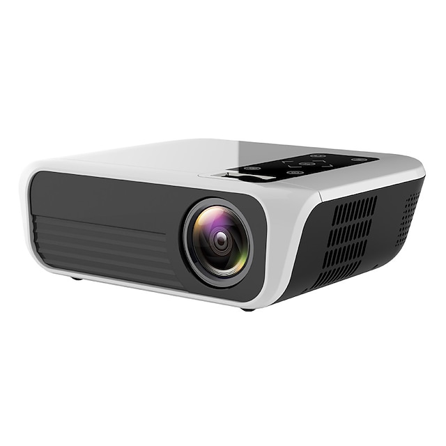 T8 1080P Wifi Android Projector FULL HD Home Theater Video Projector 4200 Lumens LCD Corded Portable Projector