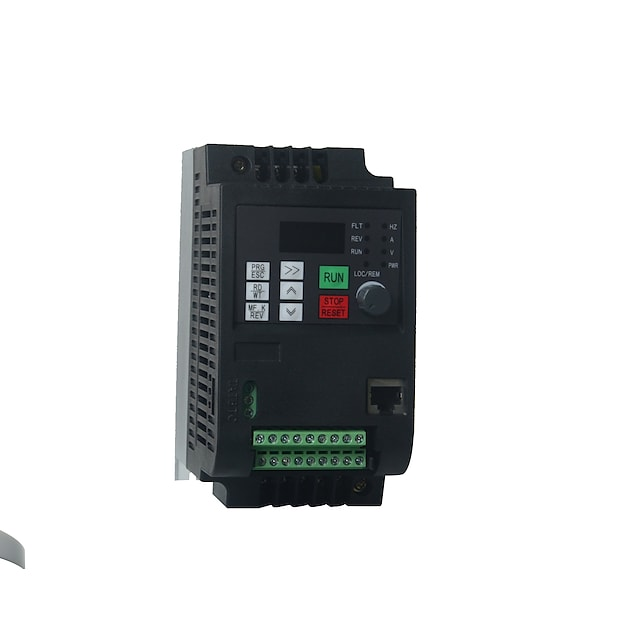 Motor speed inverter three-phase 380V 1.5kw high-performance vector type variable frequency speed controller