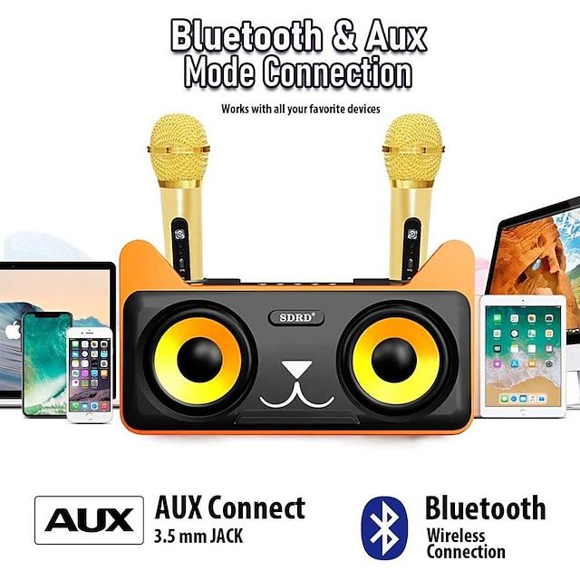 SD-305 Subwoofer Speaker Wireless Bluetooth Outdoor Portable Speaker For Mobile Phone