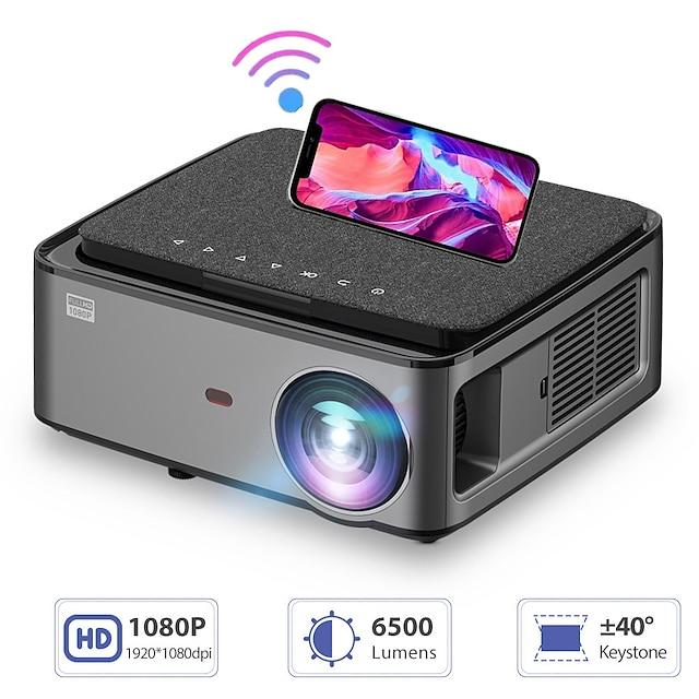 rd828 1080p full hd projector wifi multiscreen projetor 1920 x 1080p smartphone beamer 3d home theater video cinema