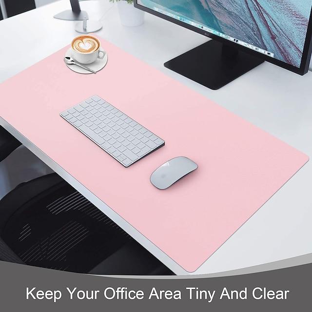 IFEIYO PG600 600*350*2 mm Grundlæggende musemåtte / Stor størrelse skrivebordsmåtte / Kontorbrug PVC Dest Mat