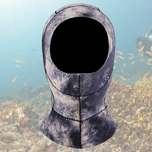 Capuz de Mergulho 3mm CR Neoprene para Adulto - Térmico / Quente Secagem Rápida Reduz a Irritação Natação Mergulho Surfe / Inverno / Esticar