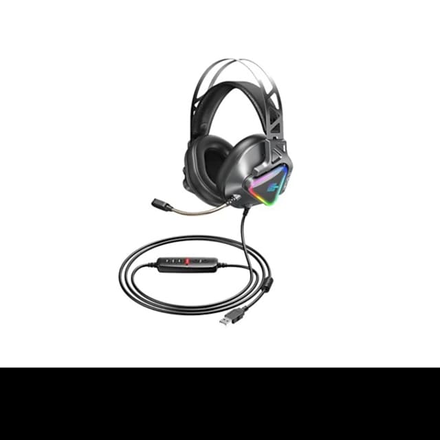 Remax RM-810 Casque Gamer USB type C Avec Micro pour Apple Samsung Huawei Xiaomi MI Jeux PlayStation Xbox PS4 Switch