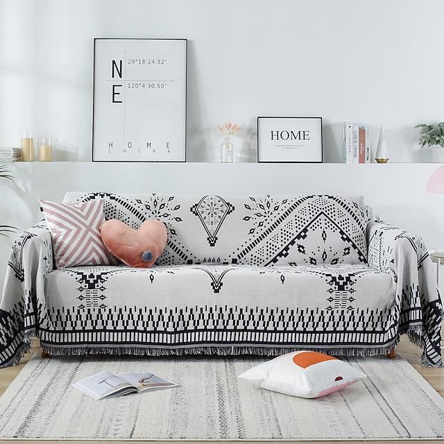 copridivano copridivano con stampa geometrica copridivano copridivano copridivano copridivano lavabile per poltrona/divano a 3 posti/4 posti/divano a forma di l