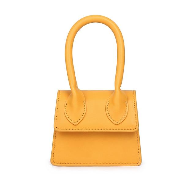 lindo monedero mini bolsos bandolera para mujeres niñas bolso de mano con asa superior (negro 1)