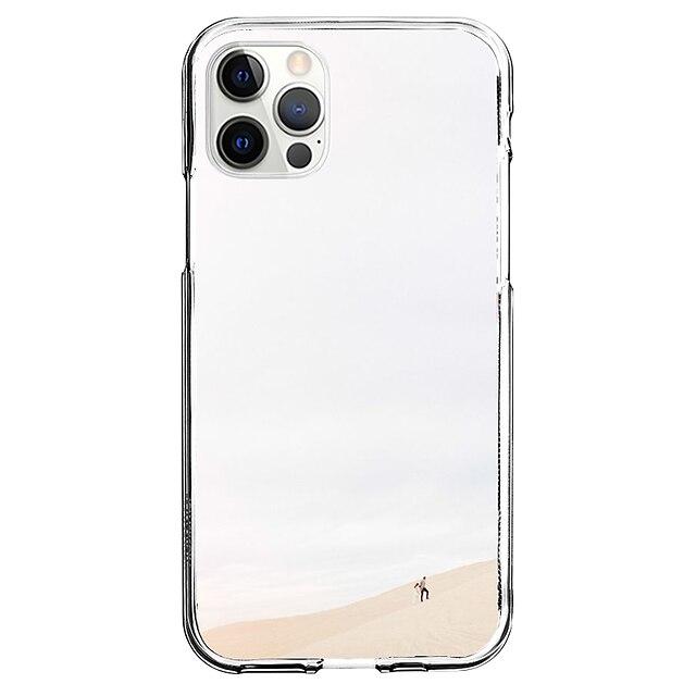 יצירתי דמויות טלפון מקרה ל Apple אייפון 13 12 פרו מקס 11 X XR XS מקס iphone 7/8 iphone 7 פלוס / 8 פלוס עיצוב מיוחד תיק מגן תבנית כיסוי אחורי TPU