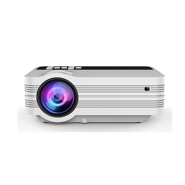 Smartldea UB10 Mini Android 6.0 WiFi HD Home Projector Portable Multimedia LED Proyector with USB HD-in VGA SD AV Video Beamer