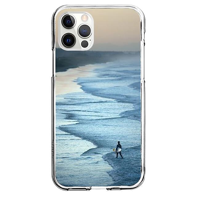 Креатив Персонажи телефон случай За Apple iPhone 12 iPhone 11 iPhone 12 Pro Max Уникальный дизайн Защитный чехол С узором Кейс на заднюю панель ТПУ