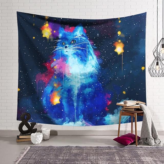 tapiserie de perete decor de artă pătură perdea agățat acasă dormitor dormitor decor și stil modern și pictură