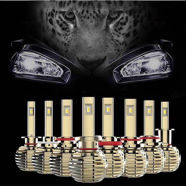 OTOLAMPARA 車載 LED ヘッドランプ / 車のCanbusライト H7 / H4 / H11 電球 12000 lm 集積LED 120 W 2 用途 フォルクスワーゲン / トヨタ / 日産 ローグ / アルティマ / マリブ 2018 / 2008 / 2009 2個