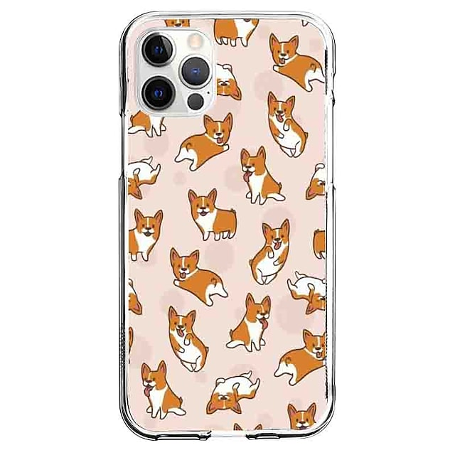 Animal Case For Apple iPhone 12 iPhone 11 iPhone 12 Pro Max Unique Design Protective Case Pattern Back Cover TPU