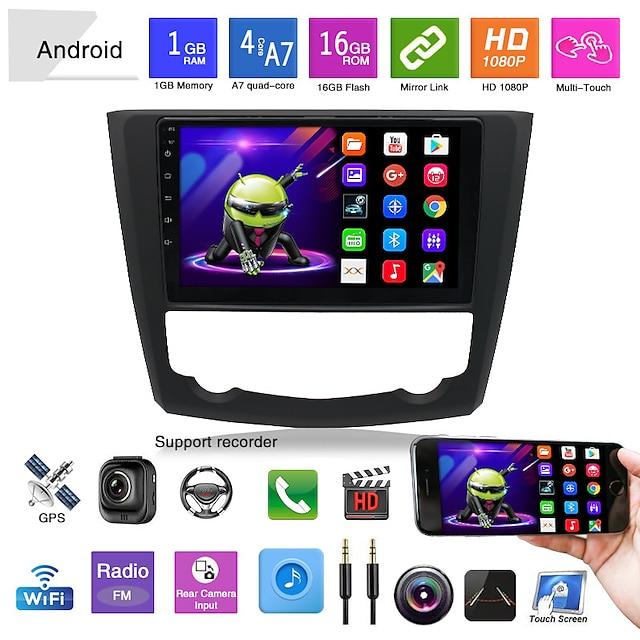 vídeo de reversão do dvd player do carro aplicável a 15-18 renault correga controle central tela grande navegação android carro tudo-em-um