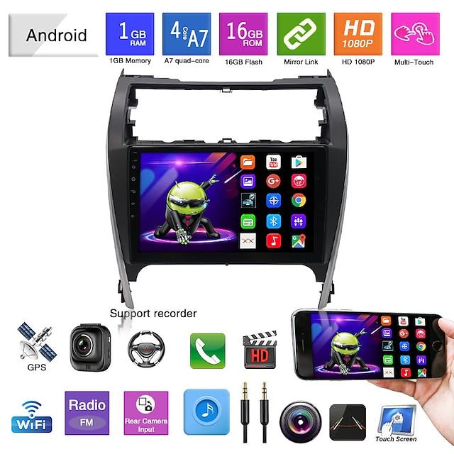 우리에게 적합 버전 12-14 toyota camry car android navigator all-in-one wifi player