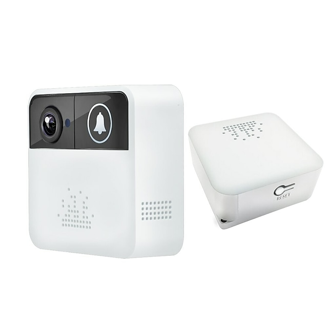 xiaofang smart video doorbell wireless wifi high-definition network mobile phone remote monitoring home electronic doorbell