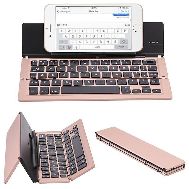 2021 hiperdeal nouveau clavier blueteeh pliable en aluminium portable de haute qualité hommes pliable compatible A0538-1 pour ordinateur portable