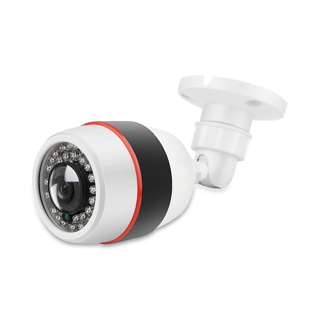5mp ahd security cctv camera waterproof home street wide angle fish eye infrared video surveillance cctv camera 20m night vision