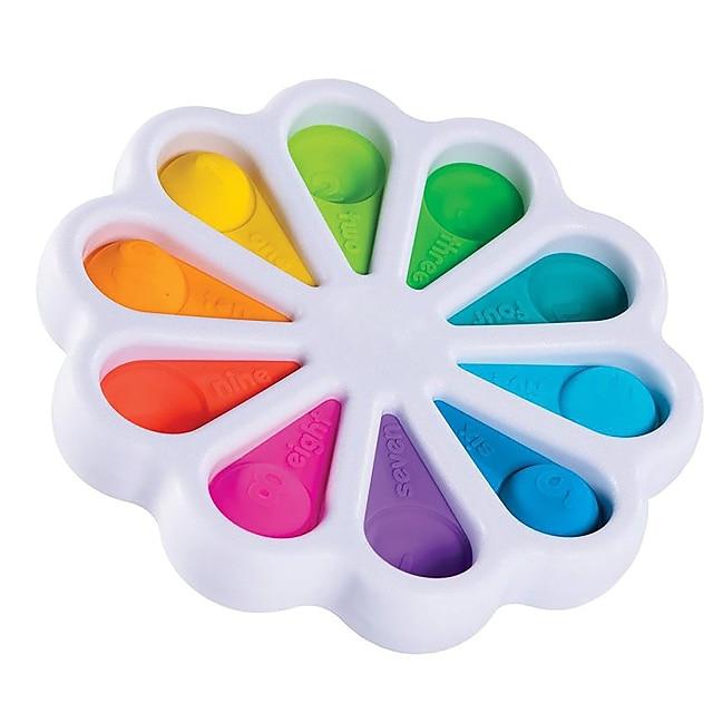 jednostavne igračke s vrpcama, igračke s vrpcama digitalna boja učenje ublažavanja stresa anti-anksioznost senzorni vrpoljci za djecu