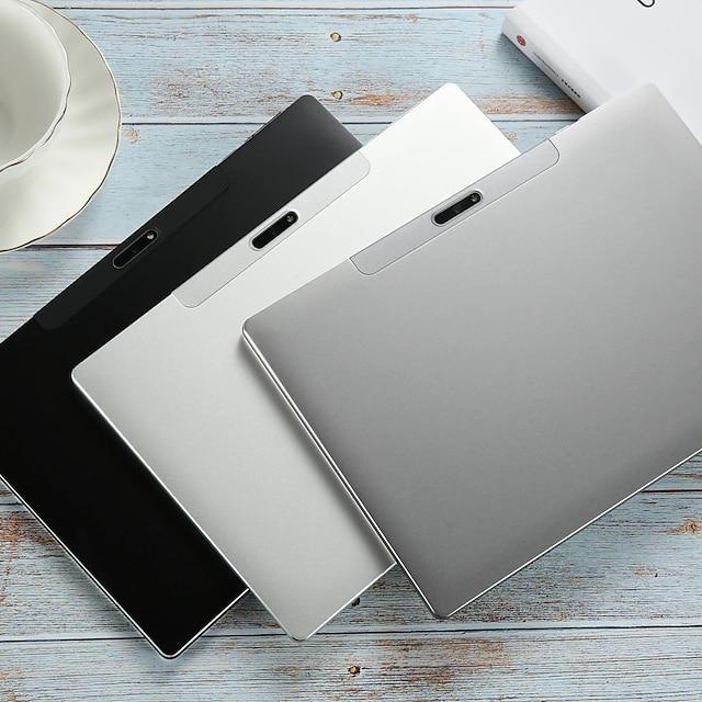 mtk6797 google android 8.0 tablet de 10 polegadas 4g chamada de armazenamento emmc de 128gb 1920 * 1200 ips wi-fi tablets 10 10.1 youtube gps pad