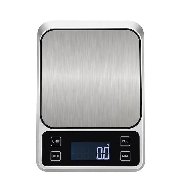 0,5g-2000g portátil com visor LCD automático desligado, balança de cozinha eletrônica, cozinha diariamente