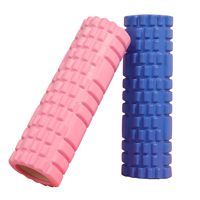 skumrulle klassisk gitter yogakolonne fitness afslapning massage stick skumrulle sportsudstyr