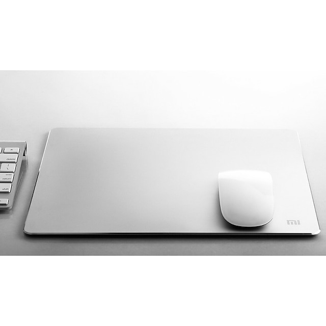 Xiaomi Mouse Pad MI Metal Mouse Pad Slim Aluminum Thin Computer Mouse Pads Frosted Matte for Office Laptop mouse pad