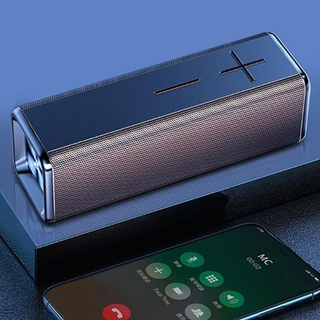 Altavoces con cable para teléfonos móviles, ordenadores, coches, mini amplificador de altavoz bluetooth inteligente portátil, externo
