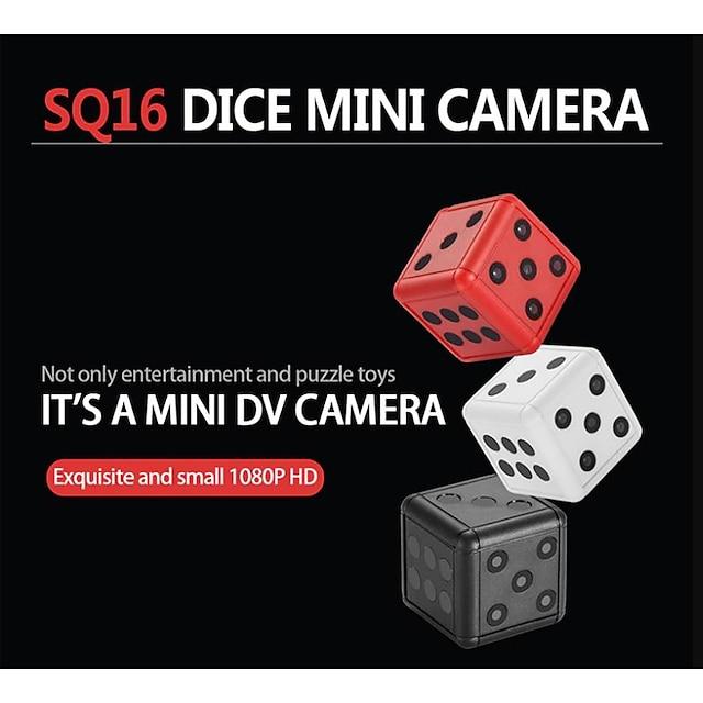 sq16 hd 1080p mini kamera kamkorder kockice mikro kamera infracrvena detekcija pokreta dvr video snimač glasa sportska kamera pk