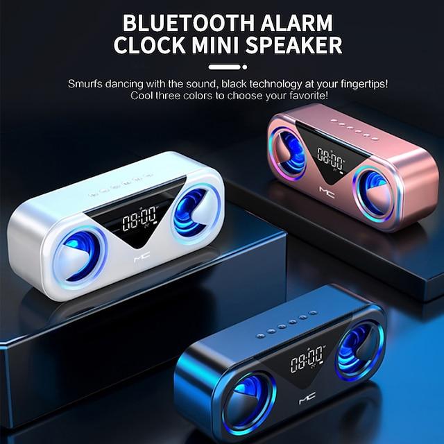 H9 Venkovní reproduktor Reproduktory Bluetooth 5.0 Přenosná Reproduktor Pro PC, notebooky a laptopy Mobilní telefon