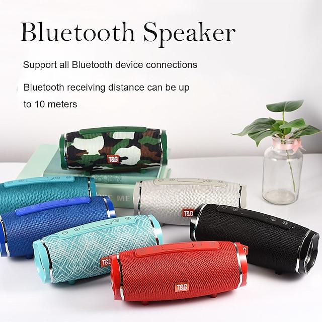 T&G TG145 Outdoor Speaker Wireless Bluetooth Portable Speaker For PC Laptop Mobile Phone