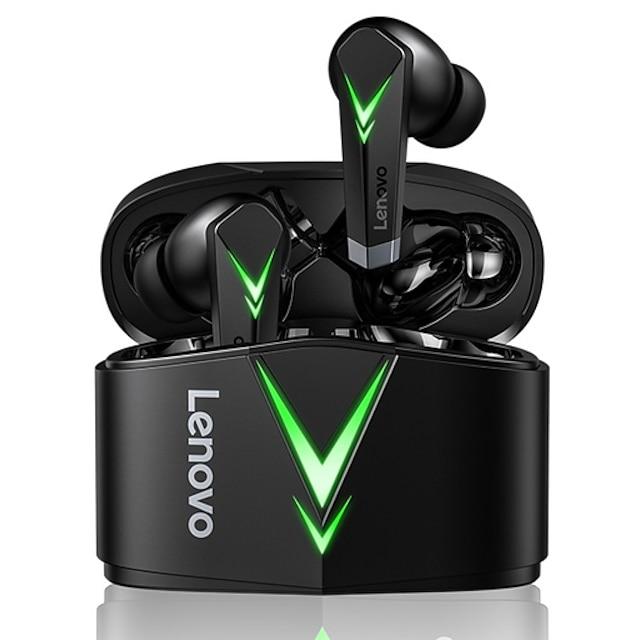 Lenovo LP6 Écouteurs sans fil TWS Casques oreillette bluetooth Bluetooth5.0 Conception Ergonomique Écouteurs sans fil de jeu à faible latence Longue durée de vie de la batterie pour Apple Samsung