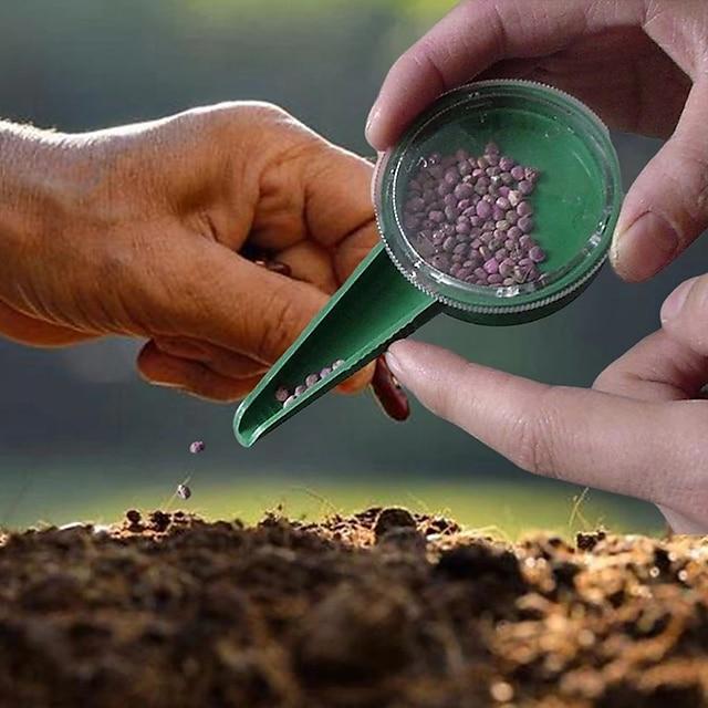 дозатор семян садовых растений сеялка дозатор семян дозатор регулируемый размер сеялка сеялка садовые инструменты бесплатное обслуживание