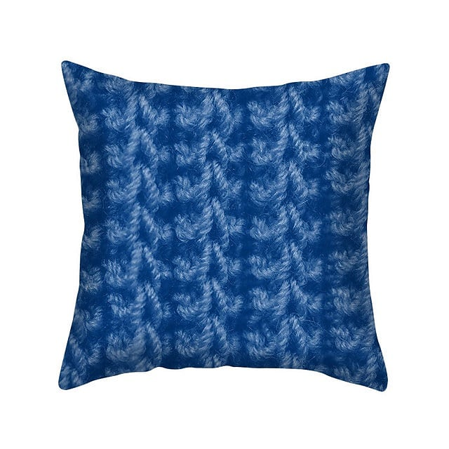 διπλό πλευρικό κάλυμμα μαξιλαριού 1pc faux linen μαλακό διακοσμητικό τετράγωνο μαξιλάρι κάλυμμα μαξιλαροθήκη μαξιλαροθήκη για καναπέ υπνοδωμάτιο ανώτερη ποιότητα πλένεται στο πλυντήριο
