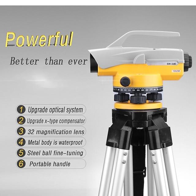 LITBest SW-32A Laserski mjerač udaljenosti 64m Vodootporno Protiv prašine Jednostavan za korištenje za ugradnju namještaja za mjerenje pametnog doma za inženjersko mjerenje
