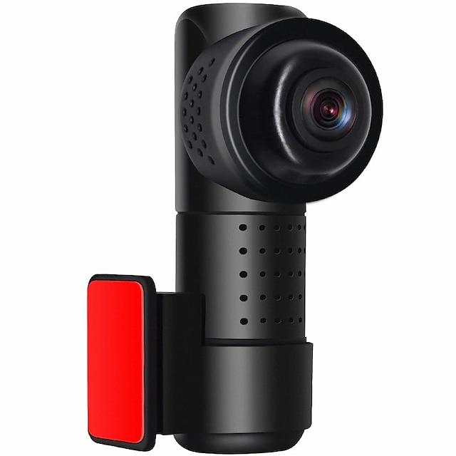 Cámara 360 monitor de modo de estacionamiento de 24 horas cámara dvr de coche grabadora de vídeo de conducción cámara de salpicadero de coche de visión nocturna