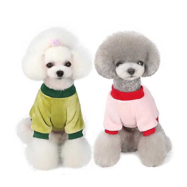 dog clothes winter new pet clothes cat small dog pet clothes 20 fruit fleece manufacturers wholesale