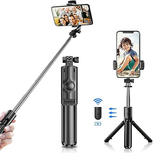Asta per selfie Bluetooth Allungabile Lunghezza massima 68 cm Per Universale Android / iOS