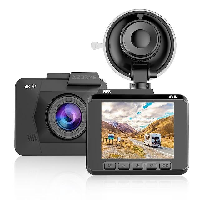 1080p / 2160p full hd dvr per auto 170 gradi / 110 gradi grandangolare cmos dash cam con registratore per auto adas